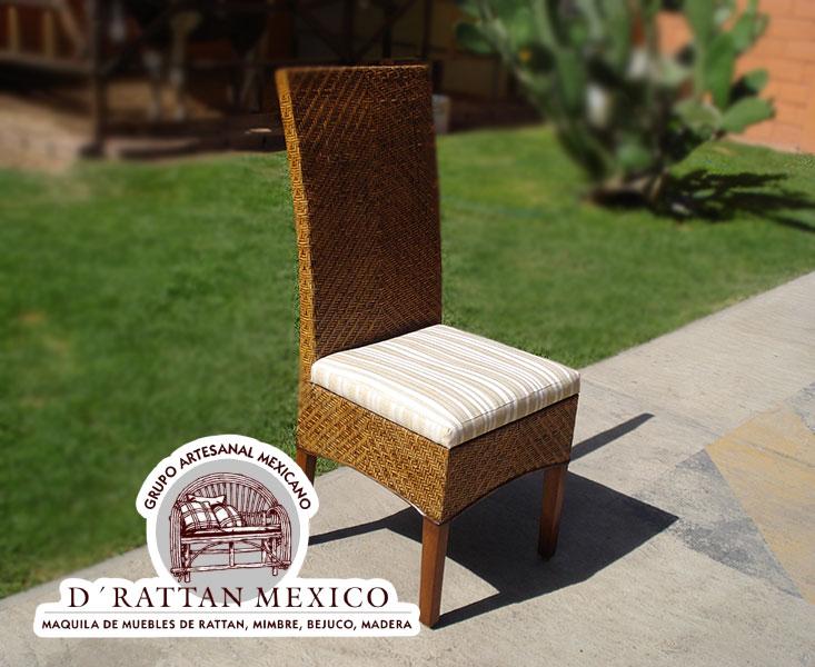 D Rattan Mexico Muebles Que Crean Ambiente Comedores
